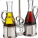 Red and White Vinegar